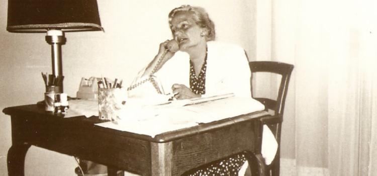 Article hommage à Blanche Ducarne